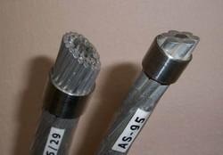 Провода могут быть неизолированными и изолированными (СИП)