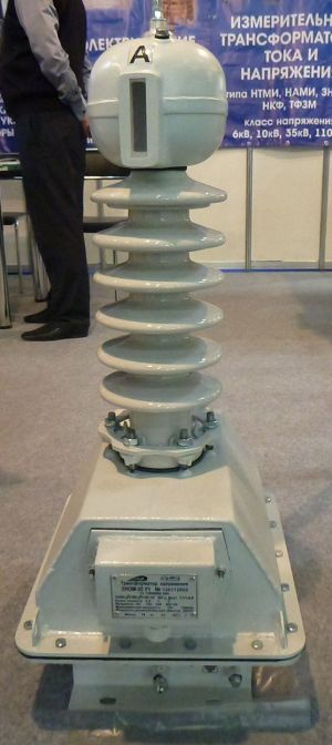 Трансформатор ЗНОМ-35-65 У1 (Т1)